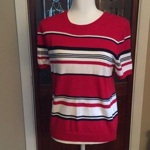 Alfred Dunner  pull over top never worn size PM